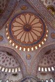 Blå moskén — Stockfoto