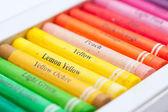 Artistic pastels — Stock Photo