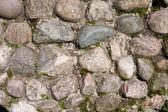 Stone pavement — Stock Photo