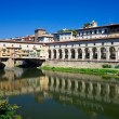 Stock Photo: Ponte Vecchio