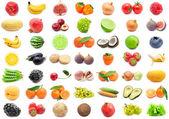 Frukt och grönsaker — Stockfoto