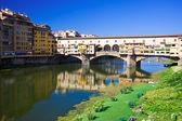 Ponte Vecchio — Foto Stock