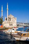 Ortakoy Mosque — Stock Photo