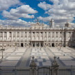 Royal Palace in Madrid — Stock Photo #38848847
