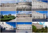 Palais royal de madrid — Photo