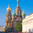 Church of Savior on Blood — Stock Photo