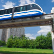 Monorail train — Stock Photo #39094447