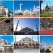 Blue Mosque in Istanbul — Stock Photo #39094621