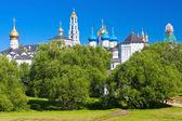 Sergiev Posad Monastery — Stock Photo