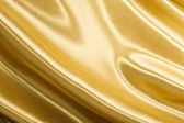 Golden silk — Foto de Stock
