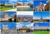 París, francia — Foto de Stock