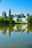 Convento novodevichy — Foto Stock