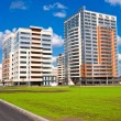 Modern apartment buildings — Stock Photo #39304741