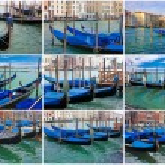 Gondolas in Venice — Stock Photo #39304811