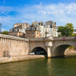 Stock Photo: Pont Neuf