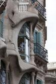 巴特罗公寓 — 图库照片
