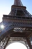 Torre eiffel a parigi — Foto Stock