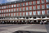 Plaza Mayor — Stock Photo