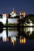 Convento novodevichy — Fotografia Stock