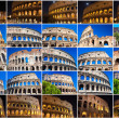 Colosseum in rome — Stockfoto #39685339