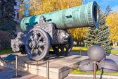 τεράστια ρωσική κανόνι — Φωτογραφία Αρχείου