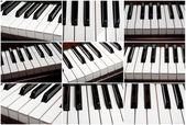 钢琴 — 图库照片