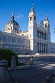 Cathédrale de l'almudena — Photo