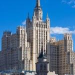 Постер, плакат: Soviet skyscraper