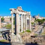 Roman Forum — Stock Photo #39793099