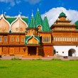Wooden palace in Russia — Stock Photo #39793125