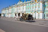 Hermitage in Saint Petersburg — Stock Photo