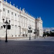 Stock Photo: Royal Palace in Madrid
