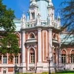 Tsaritsyno in Moscow — Stock Photo