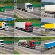 Stock Photo: Trucks
