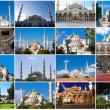 Blue Mosque in Istanbul — Stock Photo #40230885