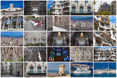 Barcelona — Stockfoto