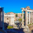 Stock Photo: Roman Forum
