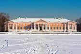 Palace in Kuskovo — Stock Photo