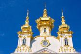 Peterhof Palace Church — Stock Photo