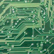 Electronic circuit board — Stock Photo #41321879