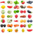 Fruits and Vegetables — Stock Photo #41321909