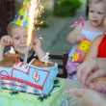 Birthday party — Stock Photo #12255883