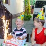 Birthday party — Stock Photo #12546495