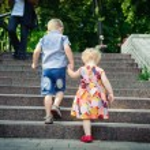 Walking in park — Stock Photo #12547017