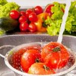 Fresh vegetables — Stock Photo #13856194