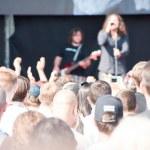 Popular Music Concert — Stock Photo #1079254