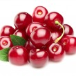 Sweet ripe cherry — Stock Photo