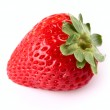 Fresh strawberry in closeup — Stock Photo #13631255