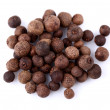 Dried allspice - Foto Stock