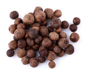 Dried allspice — Stock Photo